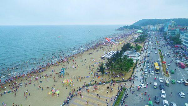 biển sầm sơn địa điểm vui chơi thanh hóa