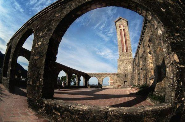 Nhà thờ cổ Tam Đảo