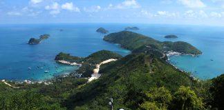 Đảo nam du địa điểm du lịch miền NAM