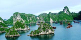 Vịnh hạ long là 1 trong 7 kỳ quan thiên nhiên thế giới