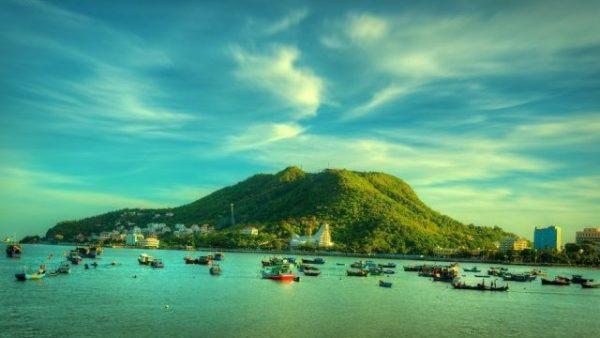 bãi dâu- bãi biển Vũng Tàu