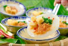 bánh bèo chén xứ Huế
