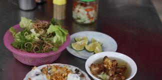 bánh cuốn phủ lý- đặc san Hà Nam