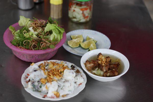 bánh cuốn phủ lý- đặc sản Hà Nam
