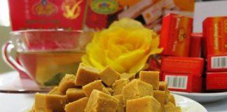 bánh đậu xanh- đặc sản Hải Dương