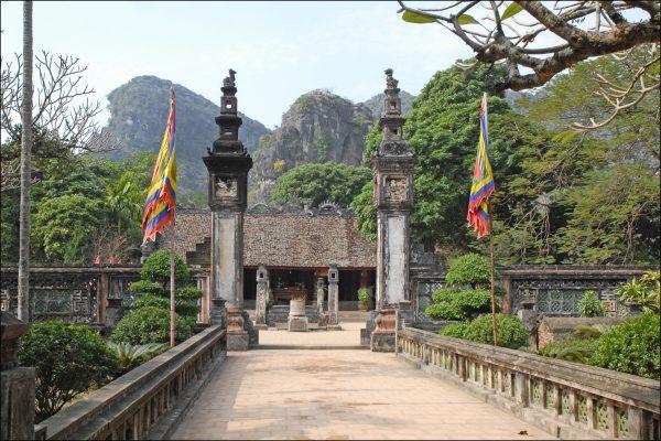 đền trần Ninh Bình