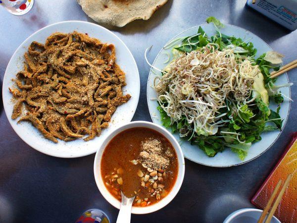 Gỏi cá Thanh Hương- Đà nẵng