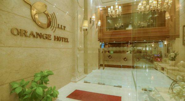 Khách sạn Orange hotel