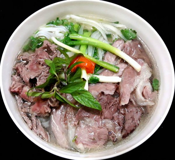 Phở-món ăn ẩm thực Hà Nội