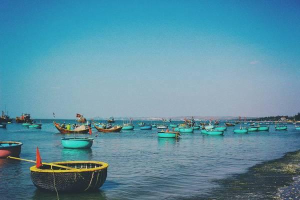 làng chài Mũi Né- du lịch Phan Thiết