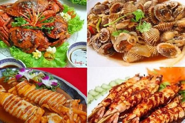 Nhà hàng hải sản Diệp Anh Sầm Sơn