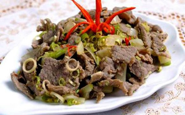Nhà hàng Dê Đức Cường, quán ăn ngon Thái Nguyên