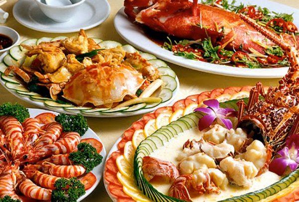 Nhà hàngNha Trang Seafoods