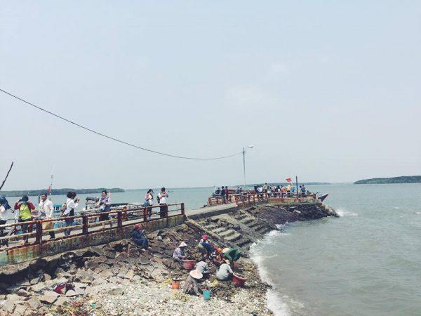 đảo Thạnh An điểm phượt gần sài gòn