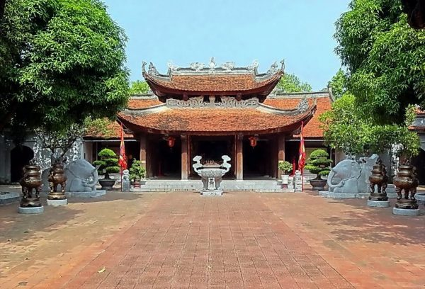 hình ảnh đền đô bắc ninh