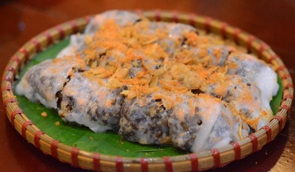 Bánh cuốn ruốc hải phòng- ẩm thực hải phòng