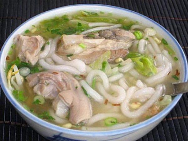 Bánh canh Trảng Bằng- đặc sản Tây Ninh