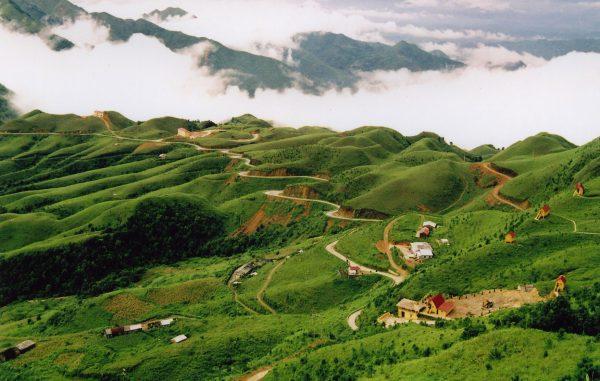 Mẫu Sơn- điểm du lịch Lạng Sơn