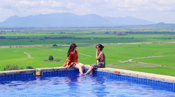 VICTORIA NÚI SAM LODGE -Khu Resort Ở Miền Tây
