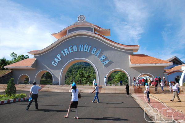 Khu du lịch núi Bà Rá- điểm du lịch Bình Phước