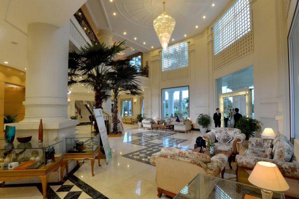 Pearl River Hải Phòng Hotel- khách sạn ở hải phòng