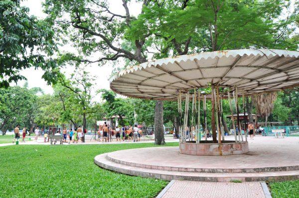 Công viên Thống Nhất - công viên ở hà nội đẹp