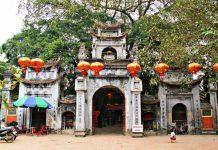 Đền Mẫu - Địa chỉ du lịch Hưng Yên