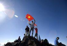 Kinh nghiệm khi leo lên đỉnh Fansipan