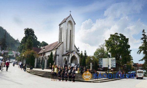 Thị trấn Sapa điểm du lịch Lào Cai